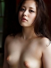Beautiful and horny Japanese av idol Beni Ito loves to be naked in the sun
