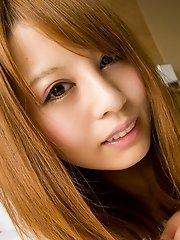 Momo lovely Asian teen has nice tits