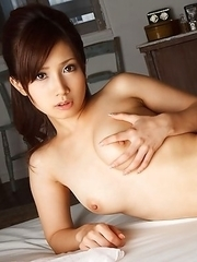 Minami Kojima has awesome boobs and sensational bump