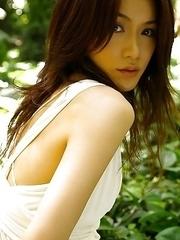 Sayaka Yamaguchi is simply amazing while enjoying summer